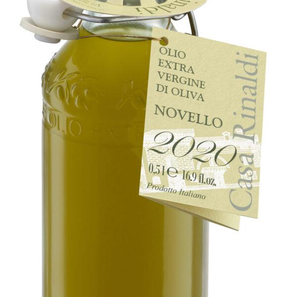 001030004 Olio Novello 2020 CR 500ml